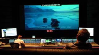 Фильм Территория - закончен звукомонтаж