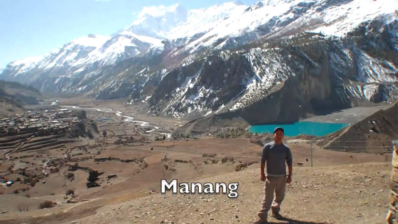 Trekking in Nepal - Annapurna Circuit Trek - YouTube