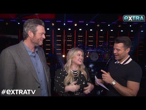 Kelly Clarkson on Her Rookie Season on 'The Voice'