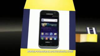 How to unlock Samsung Galaxy Attain SCH-R920 Easy Guide!