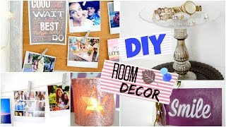 DIY ROOM DECORATION! Cute + Affordable mit JuliaBeautx Thumbnail