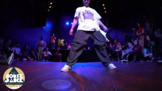 Bay Area House Dance Festival Performance | Gehrik Mohr (Detroit House Dance) 2016