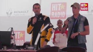Sy Mehdi en direct du Marrakech Grand Prix