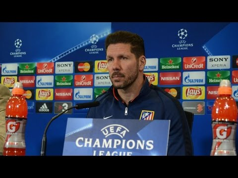 Simeone: PSV did not let us play