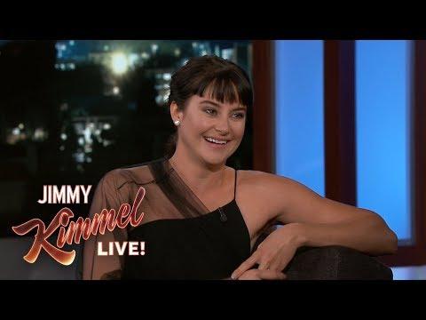 Shailene Woodley Reveals Everyone Vomited on Set