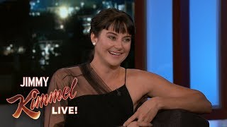 Shailene Woodley Reveals Everyone Vomited on Set