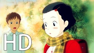 Only Yesterday Official English Trailer - Studio Ghibli Animated Movie HD 2016