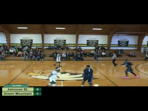 Johnson State vs. Green Mountain NCAA Men's Basketball