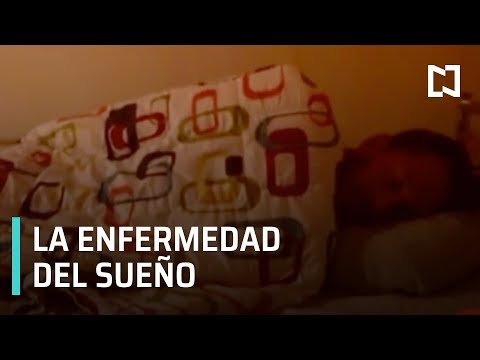 La enfermedad del sueño - Las Noticias