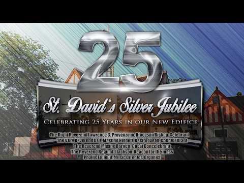 Saint David's Episcopal Church - Silver Jubilee Service