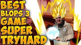BO3 SnD SUPER TRYHARD! - My Best BO3 SnD Game