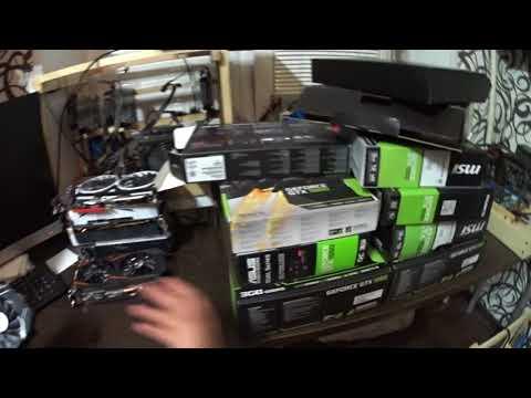 Распаковка и обзор почти всех GTX 1060