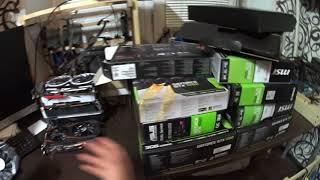 Распаковка и обзор почти всех GTX 1060 (до теста в майнинге)