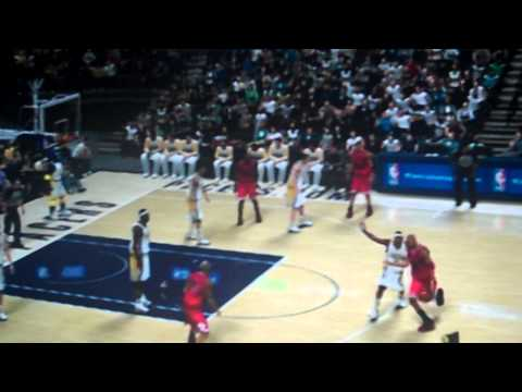 Bulls vs Pacers Pt.2 on NBA2K10 World's Greatest Startin' 5's 8.5 CRITICAL UPDATE