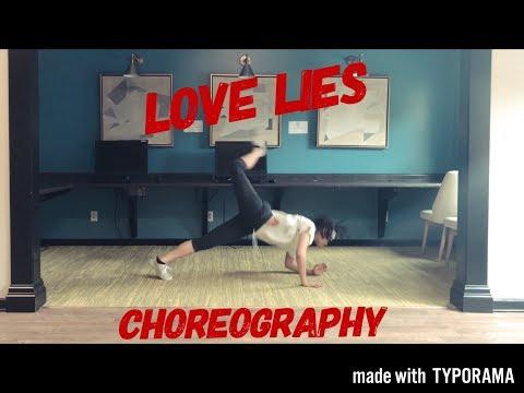 Khalid X Normani - Love Lies (DANCE) [Choreography By Jan'na McGuire]