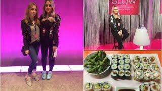 WochenVlog #20 GLOWCON, Lamiya's Aufritt & Dortmund