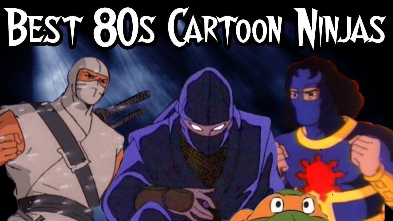 80s Cartoon Ninjas Youtube