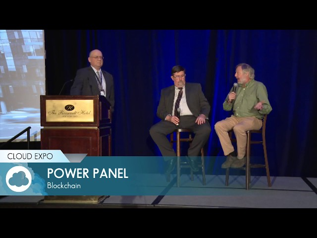 Blockchain Power Panel