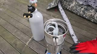 스팀팟# 스팀팟보일러 steampot boiler 캠핑…