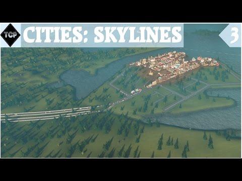 Cities: Skylines | Helsinki - Osa 3 | Uusi teollisuusalue!
