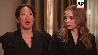 'Killing Eve' cast on equal representation in Hollywood