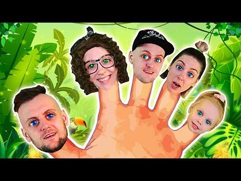 Daddy Finger Family