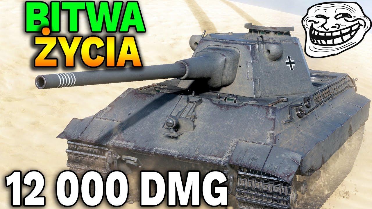 BITWA ŻYCIA – E 50 Ausf. M – World of Tanks
