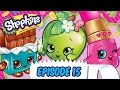 "Shopkins Cartoon - Episode 15, ""The Mystery of the Doors"""