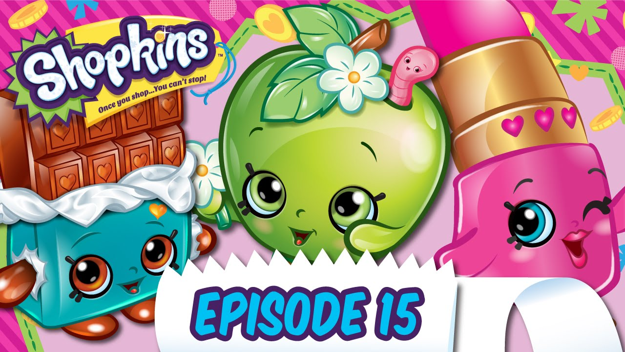 shopkins cartoon episode - photo #7