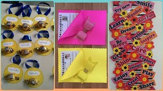 Cutout ideas for school   Congratulations card ideas for student after exam   School Decoration  
