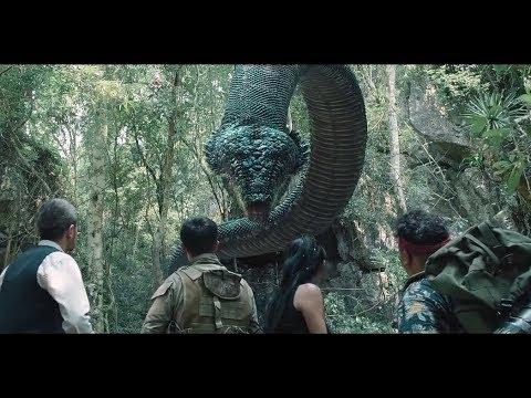 科学家误闯远古森林,直接唤醒了巨蛇,想逃也逃不出!