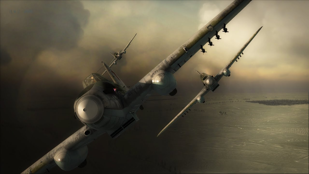 Meet the most insanely authentic flight sims ever: IL-2