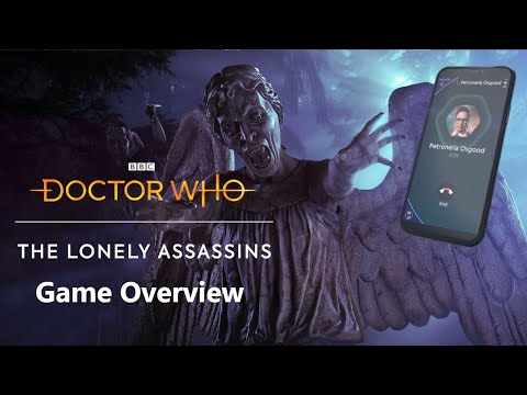 Doctor Who: The Lonely Assassins Game Overview! |