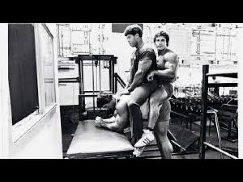 How Arnold Turned His Weak Calves Into A Strong Point In His Physique