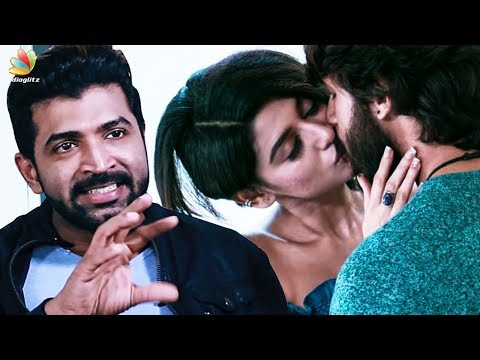 Arun Vijay Comments on 90 ML Trailer | Magizh Thirumeni's Thadam, Interview | Oviya