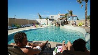 Camping ROBINSON, avec espace aquatique et sky bar en HERAULT (Occitanie)