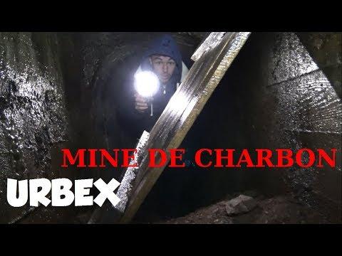 ON TENTE D'EXPLORER UNE MINE DE CHARBON ABANDONNÉE...