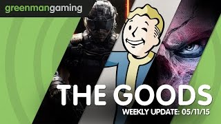 The Goods – Green Man Gaming Update 05/11/15