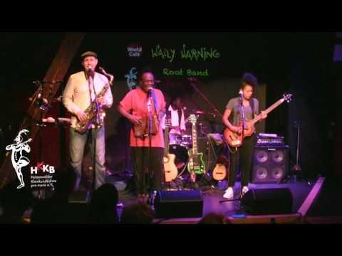 """Wally Warning Root Band feat AMI perform """"Paradise"""""""