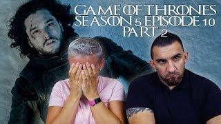 Game of Thrones Season 5 Episode 10