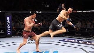 Video Jet Li vs. Ip Man (EA Sport UFC 3) - CPU vs. CPU download MP3, 3GP, MP4, WEBM, AVI, FLV Oktober 2018