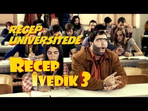 Recep Üniversitede   Recep İvedik 3