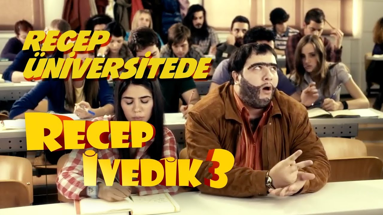 Recep Üniversitede | Recep İvedik 3