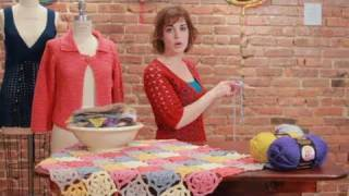 how to crochet in the round   crocheting