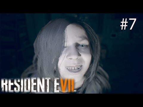 The Creepiest Girl Ever | Resident Evil 7 #7