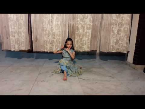Radha nachegi dance performance by Sanchi