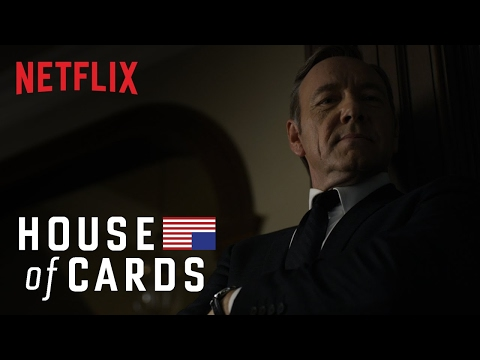 House Of Cards Season 2  Official Trailer Hd