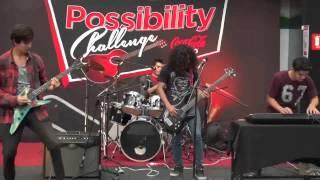 No Hay Fortuna - Rumor en vivo (Versión Coca Cola) Possibility Challenge 2014