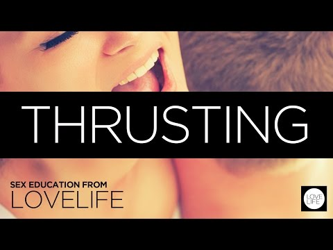 Thrusting sex techniques - it