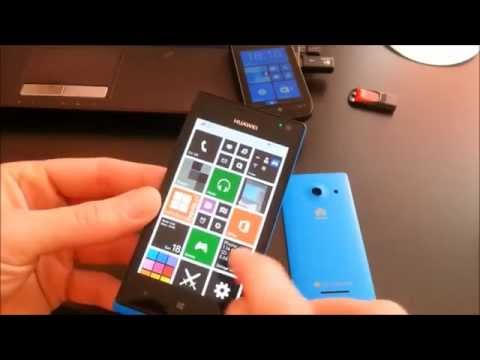Huawei Ascend W1 - How to detect SD card after upgrade to Preview